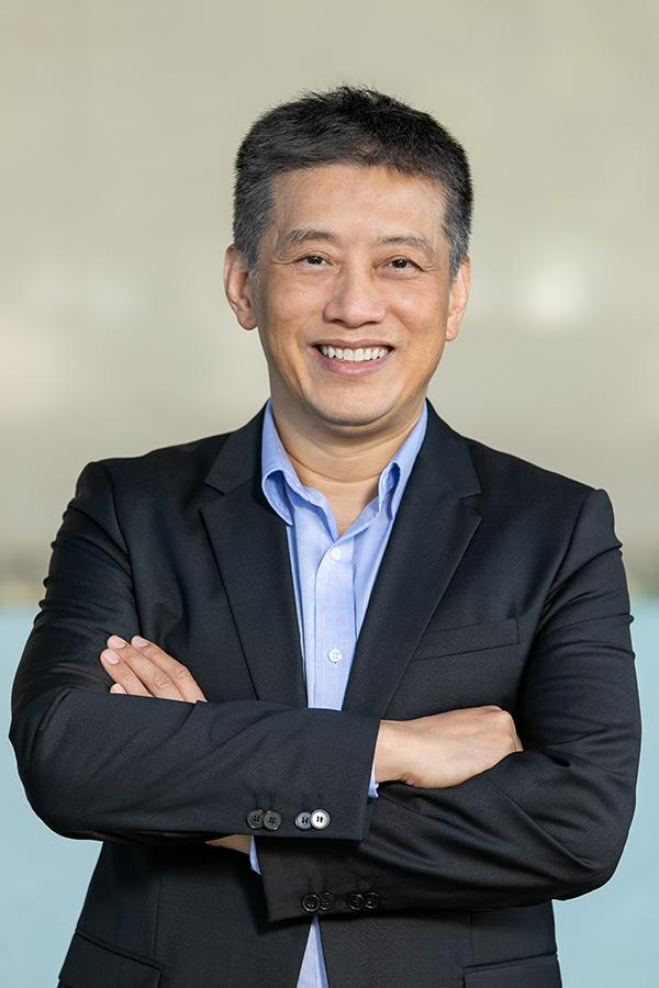JS Pan, General Manager, Wireless Communication System and Partnership, MediaTek