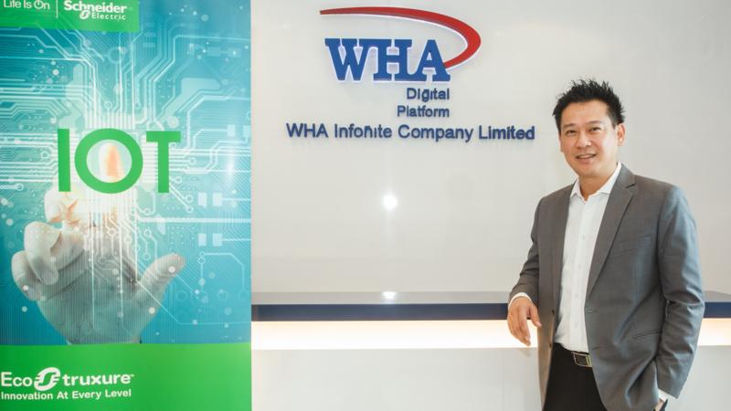 Kraitos Ongchaisak, WHA Infonite's CEO
