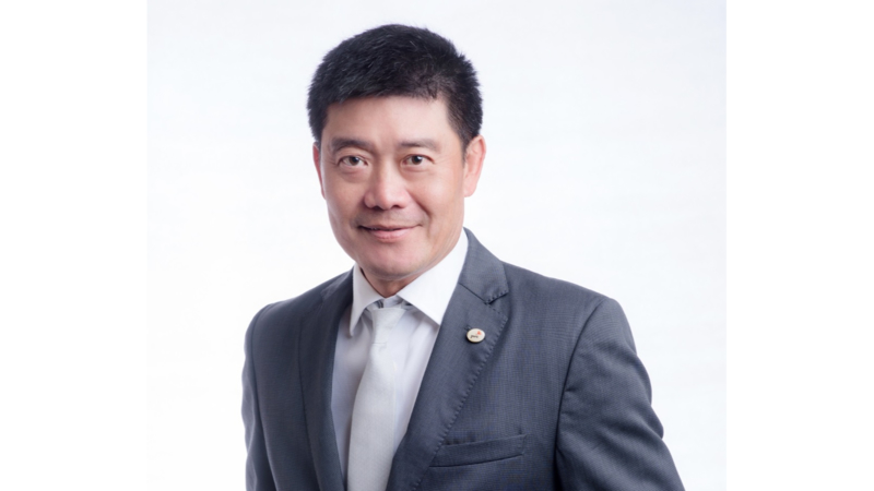 Sira Intarakumthornchai, CEO for PwC Thailand