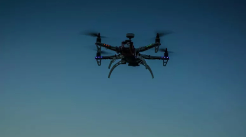 Drones to Deliver COVID-19 Tests and Medical Supplies to Remote UK Regions