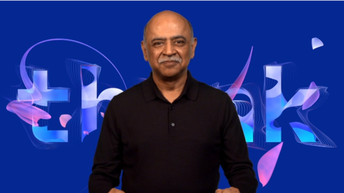 IBM CEO Arvind Krishna: COVID-19 Is a Turning Point for Digital Transformation