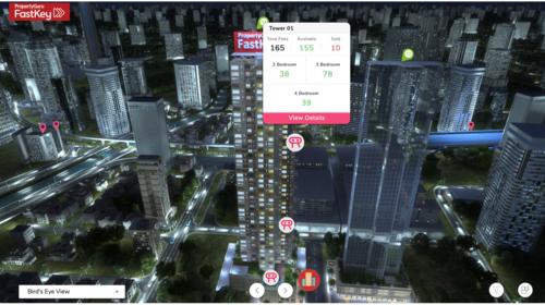 PropertyGuru FastKey brings projects and units to buyer's doorstep