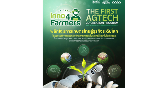 NIA encourages deep tech startups to apply for 'Inno4 Farmers'