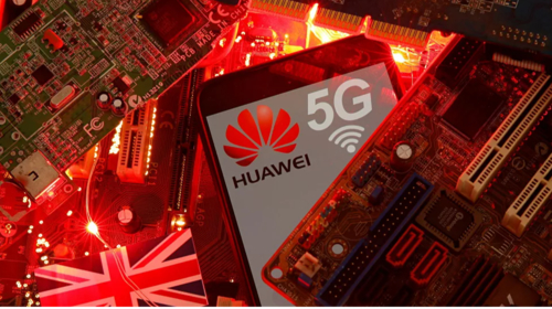 Telecom giants warn of mobile blackouts as UK government weighs Huawei ban