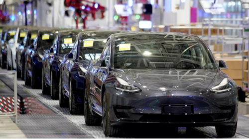 Tesla sales surge 150 percent in China amid German EV motor rivalry, Glencore rare earth partnership