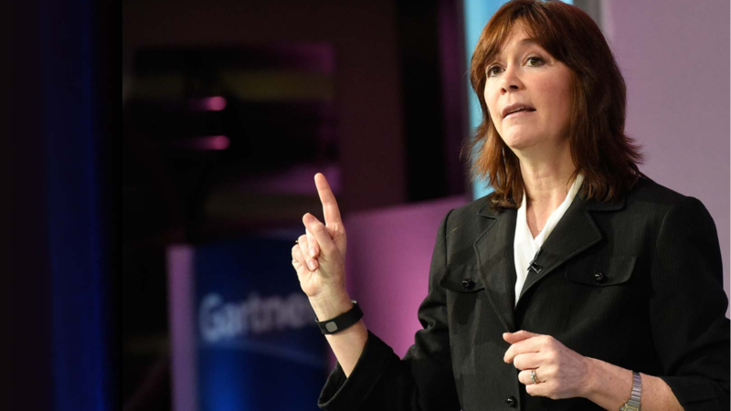 Rita Sallam, distinguished research vice president, Gartner