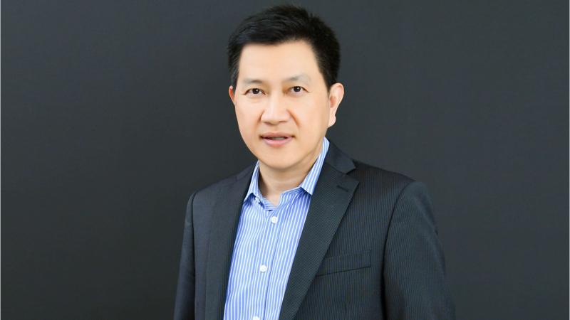 Vatsun Thirapatarapong, Managing Director for Cisco Thailand