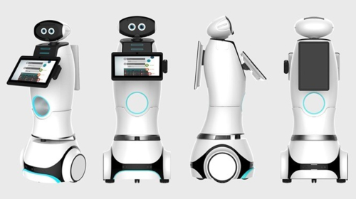 Smart Epidemic Prevention - AI Robots moving up