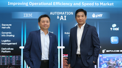 PTT Trading in partnership with IBM for business expansion and transformation