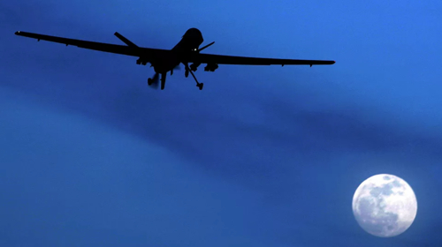'Persistent eye in the sky': Spy drones deployed abroad are being modified to police US cities