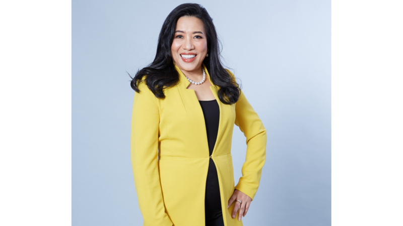 Patama Chantaruck, VP for Indochina Expansion and MD of IBM Thailand