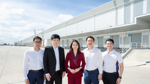 WHA Group launches Thailand's first e-Commerce Park on Bangna-Trad road km.37  Chachoengsao Province