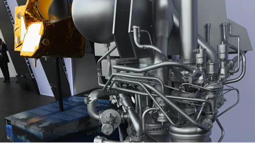 Russian scientists develop environmentally friendly cryogenic engine