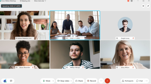 New Cisco Webex Innovations  help employees be more productive from anywhere