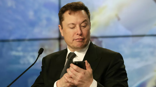 Elon Musk's company SpaceX plans to bring internet to mars