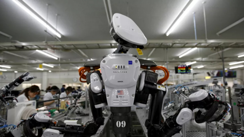 Automation 'could displace 53 million positions' in Europe alone by 2030, economist explains
