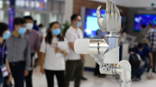 China's increasing sci-tech innovation capacity to benefit all