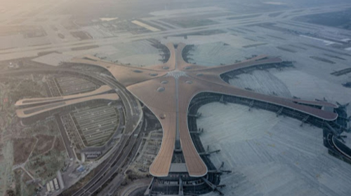 Development of smart airports in China takes wing
