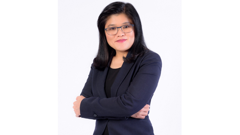 Vilaiporn Taweelappontong, Lead Consulting Partner and Financial Services Leader for PwC Thailand