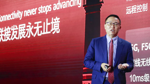 Huawei exec warns telcoms of 'Complacency', urges 5.5G to evolve amid US anti-China telco pact push