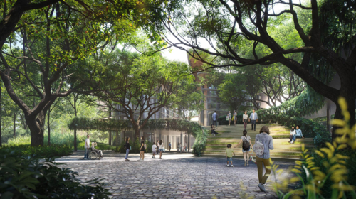 MQDC's 'The Forestias' Thailand's largest development project  to open  show units