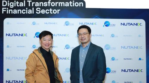 Nutanix, Senior Com join forces for digital transformation