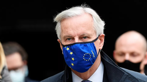 EU's Barnier warns 'Take-it-or-Leave-it Moment'  in talks with UK