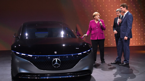 Daimler to accelerate electric car business in China