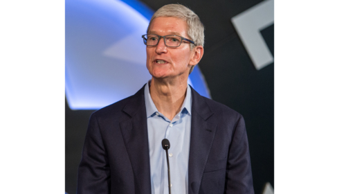 Apple CEO calls for stronger climate action