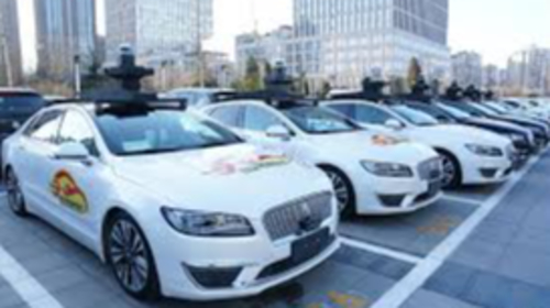 Self-driving service helps forge
