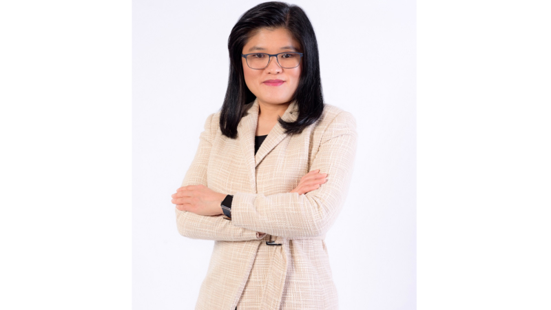 Vilaiporn Taweelappontong, consulting lead partner and financial services leader for PwC Thailand.