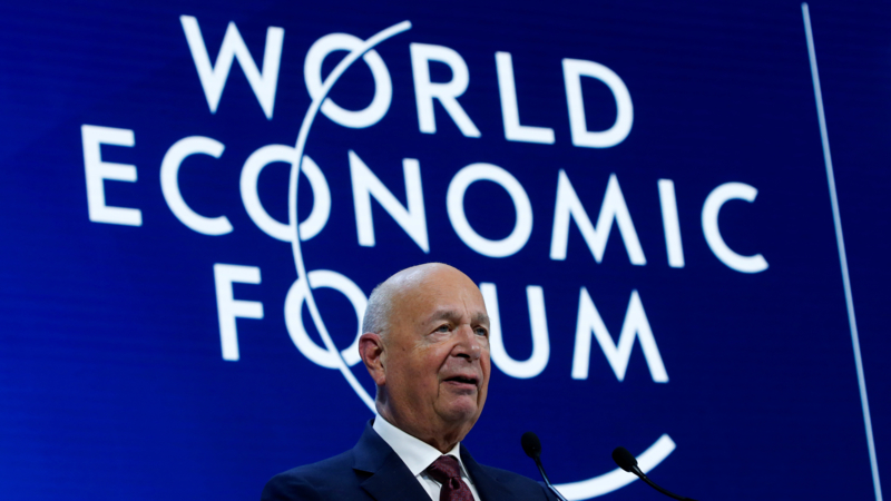 Professor Klaus Schwab says technological innovation can be leveraged to unleash human potential.