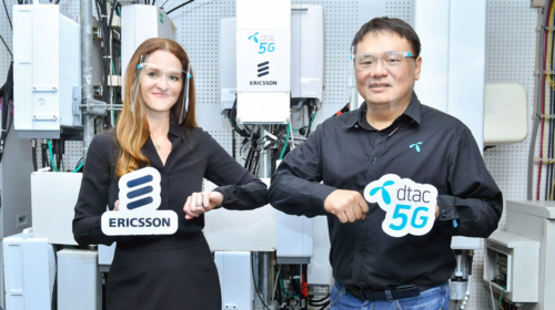 Ericsson RAN to power dtac Thailand's 5G network