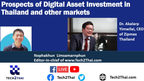 Zipmex to expand digital asset choices in Thailand and Asia Pacific