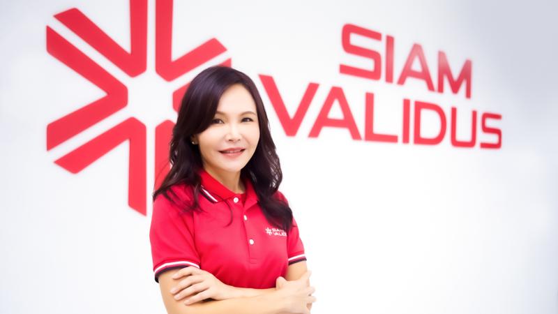 Wareemon Niyomthai, CEO of Siam Validus