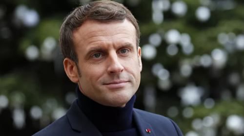 Ooh La La! Board rules Facebook should keep post that called French President Macron 'Devil'