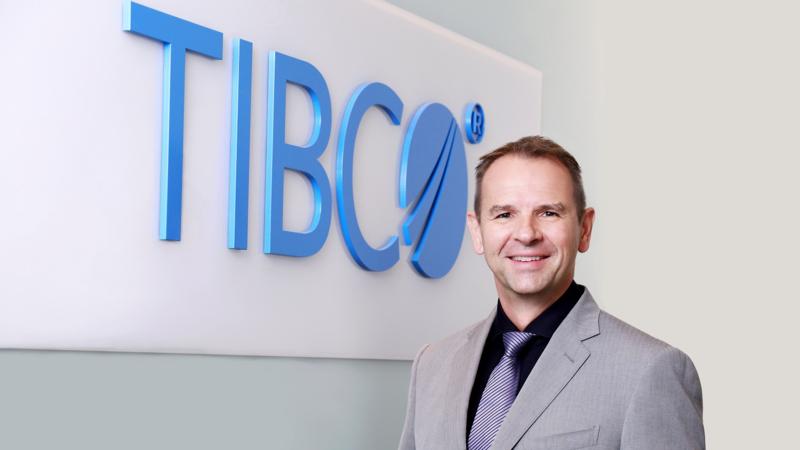 Erich Gerber, SVP EMEA & APJ, TIBCO Software