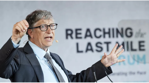 Bill Gates says he would eagerly get rid of cryptocurrency