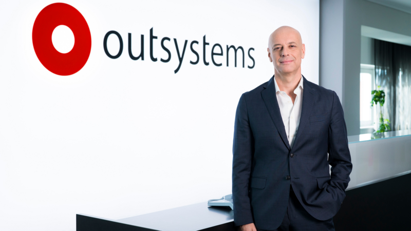 Paulo Rosado, CEO and Founder of OutSystems