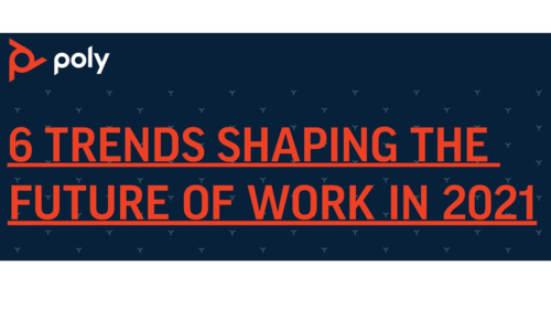 Poly shares 6 Key Trends shaping The Future of Work in 2021