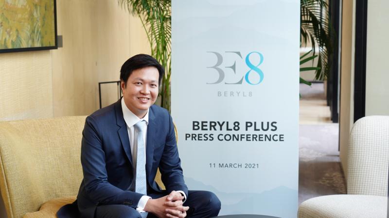 Apisek Tewinpagti, Co-founder and CEO, Beryl8 Plus Co., Ltd