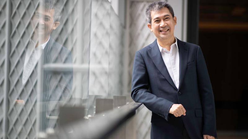 Noppadol Punyatipat, managing director, Dell Technologies Thailand