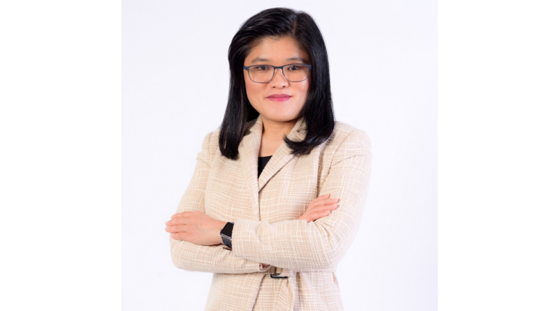 Vilaiporn Taweelappontong, Consulting Lead Partner and Financial Services Leader for PwC Thailand