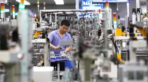 China's manufacturing heartland accelerates digital transformation
