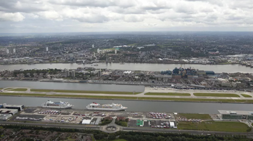 London City Airport switches to remote Air Traffic Control Tower