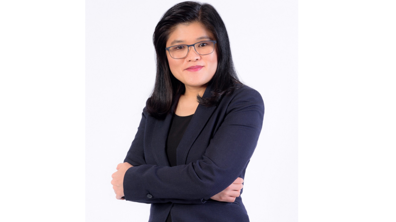 Vilaiporn Taweelappontong, Consulting Lead Partner and Financial Services Leader for PwC Thailand,