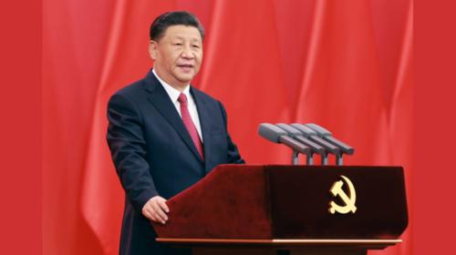 Xi summarizes CPC's four great successes