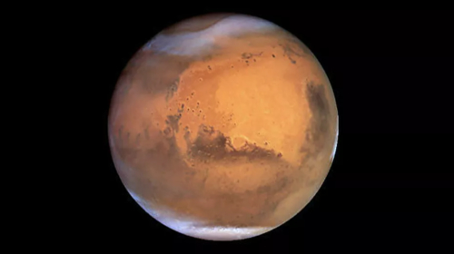 Russian Space Agency proposes putting a nuclear power station on Mars