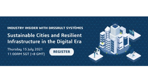 """Dassault Systèmes  launches """"Future Sustainable Cities Program"""""""