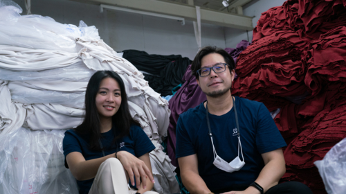 Thai start-up solving fashion's waste problem beats over 1,000 applicants to win SEED Award